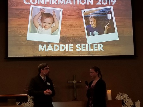 Maddie S. Confirmation - 042719