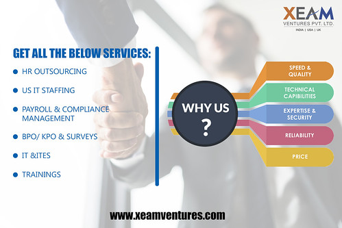 Role of Outsourcing Company