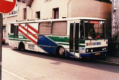 Karosa LC 735 Maisons-Alfort (94 Val de Marne) 1996a