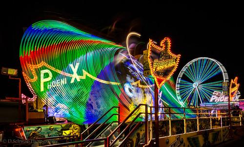 Frühlingsfest Weiden i.d.OPf. - Phoenix - Riesenrad - Ferries Wheel