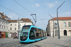 CAF Urbos 3 n°809  -  Besançon, GINKO - Photo of Franois