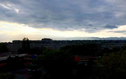 Geneva - 49 Snow on the Mountain