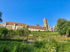 Laon, Frankreich
