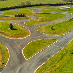 Curvy playground - Mornay - Photo of Genouillac
