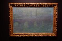 Waterloo Bridge, London, at Dusk  National Gallery  MAG(4)