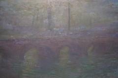 Waterloo Bridge, London, at Dusk  National Gallery  MAG(7)