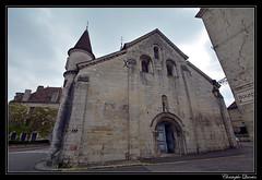 Chatillon-sur-Seine - Eglise Saint-Nicolas