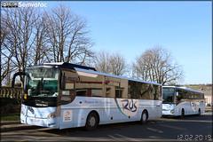 Fast Concept Car Starter - Hervouet France / Rds (Réseau des Deux-Sèvres) & Iveco Bus Crossway - HM Voyages (Avenir Atlantique) / Rds (Réseau des Deux-Sèvres)