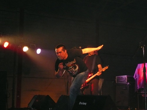 Becilla rock