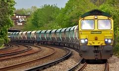66568 Hothfield Siding to Stoke Gifford 6V43