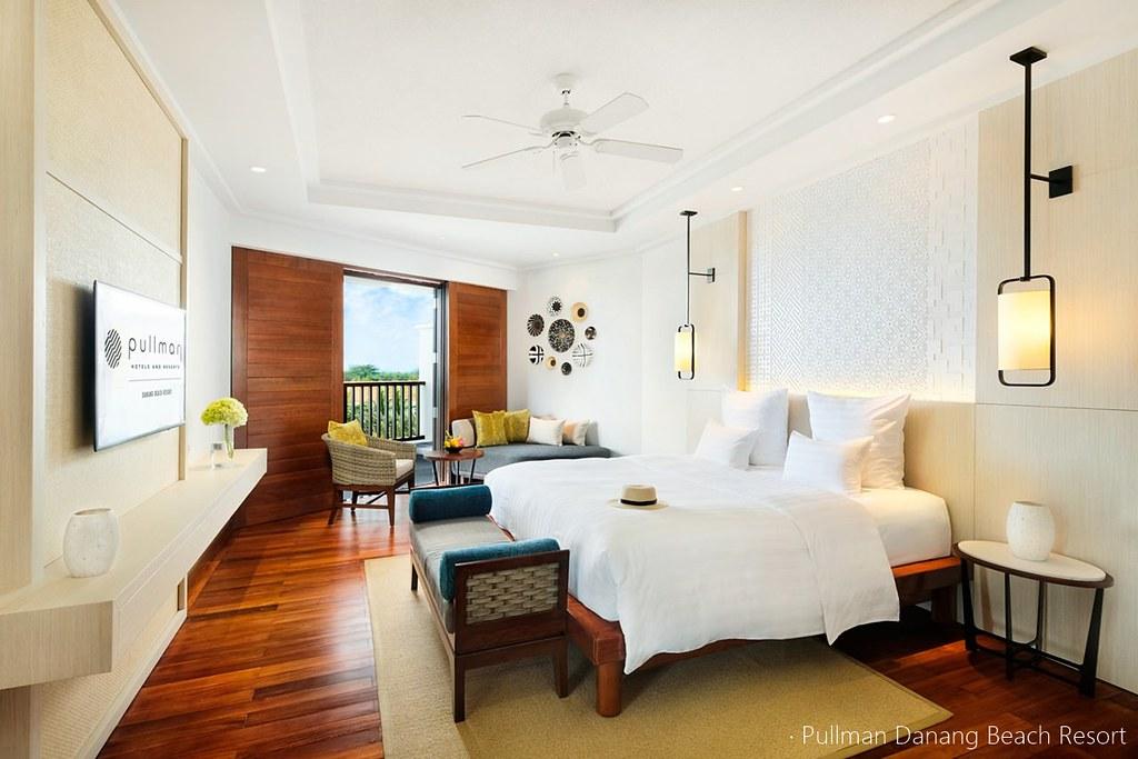 铂尔曼岘港海滩度假饭店 Pullman Danang Beach Resort (1)