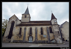 Châtillon-sur-Seine - Eglise Saint-Nicolas - Photo of Mosson