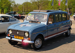 1986 Renault 4 GTL 1.1 limousine