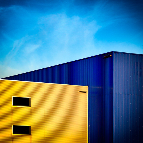 colorful boxes
