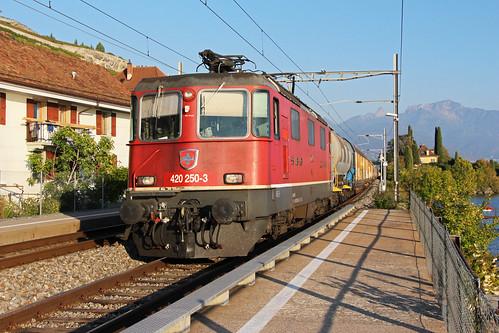 SBB 420 250