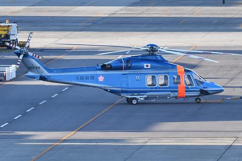 AgustaWestland AW139 'JA6196'