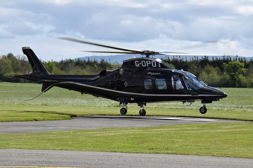 G-OPOT Agusta 109S Grand - Castle Air