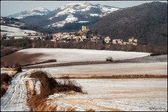 Montaigut Le Blanc - Photo of Neschers
