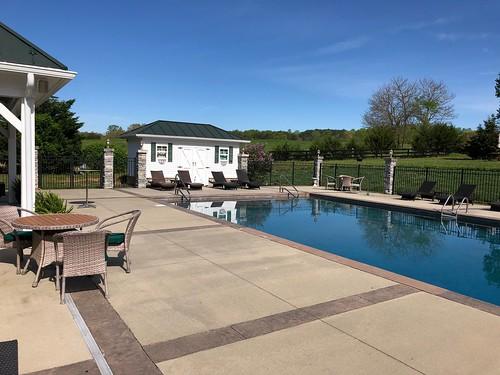Swimming Pool at Walden Hall