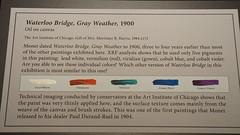 Waterloo Bridge Gray Weather  The Art Institute of Chicago MAG(1)