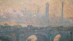 Waterloo Bridge Gray Weather  The Art Institute of Chicago MAG(7)