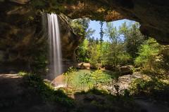 Cascade de Baumicou