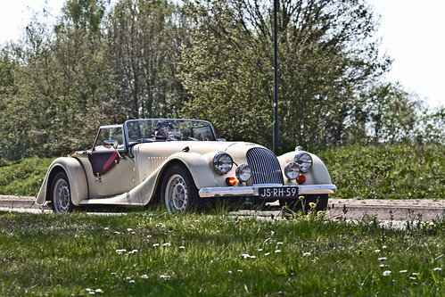 Morgan Plus 8 1985 (9707)