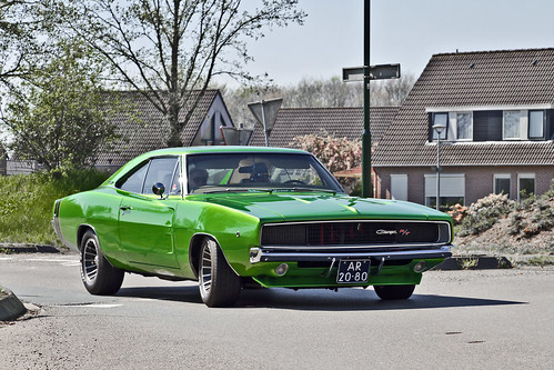 Dodge Charger R/T 1968 (9621)