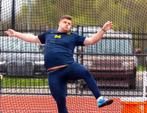 mgoblog-JD Scott-Len Paddock Open-University of Michigan Track and Field-Michigan Wolverines-May-2019-2-5