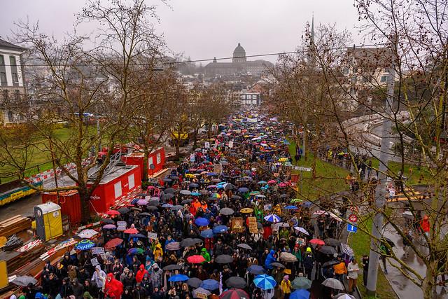 Klimastreik Zürich 15.03.2019