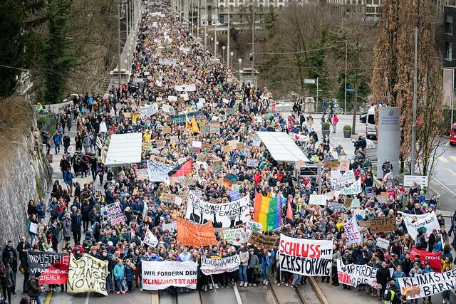 Klimastreik Bern 15.03.2019