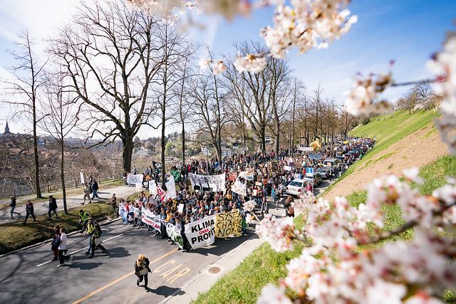 Klimademo Bern 06.04.2019