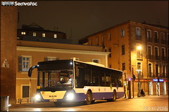 Man Lion's City - CFT (Corporation Française de Transports) (Vectalia) / CTPM (Compagnie de Transports Perpignan Méditerranée) n°101 - Photo of Canohès