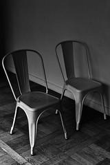 Two chairs - Photo of Villennes-sur-Seine
