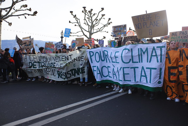 Klimastreik 21.12.2018
