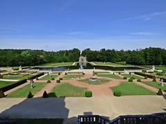 Jardin Remarquable,Château de la Roche-Courbon...Saint Porchaire