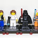 May the 4th be with you. (LEGO minifigure & MOC)