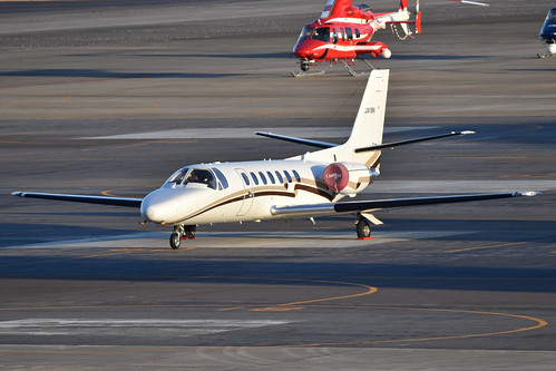 Cessna Citation V 'JA118N'