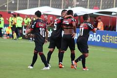 Vitória x Vila Nova-GO - Fotos: Francisco Galvão (04/05/2019)