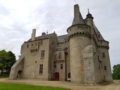 Château de Kérouzéré, Finistère