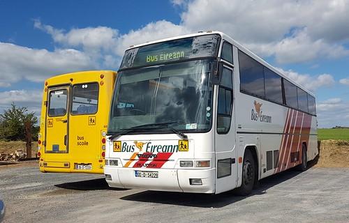 Bus Eireann VP317 & BS5.