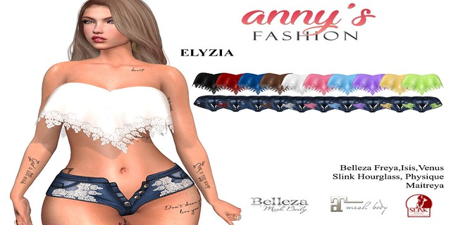 Anny's Fashion - Elyria Outfit