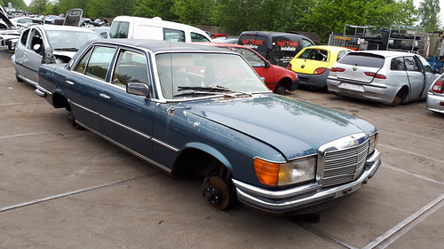 Mercedes Benz 280SE , 50-DP-TH