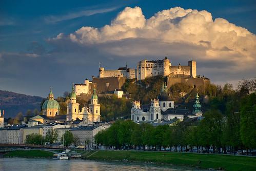 Salzburg and cloud