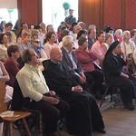 Munich-the audience listens to Vassula's speech