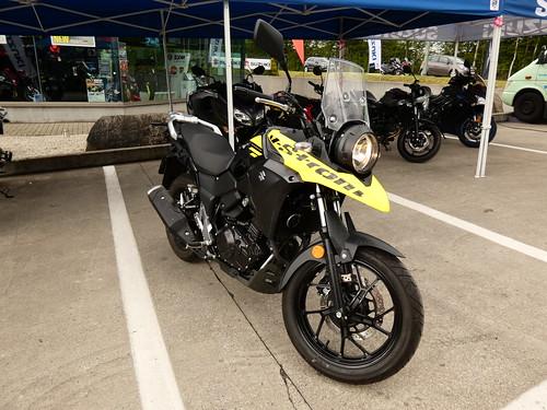 Suzuki DL 250 V-Strom