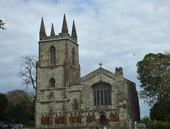 Priory Church of St Mary, Canons Ashby