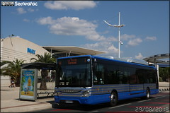 Iveco Bus Urbanway 12 CNG - Tam Montpellier 3M (Transports Alternatifs de Montpellier Méditerranée Métropole) n°241 - Photo of Vendargues
