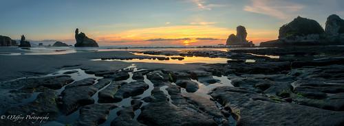 West Coast Sunset, South Island