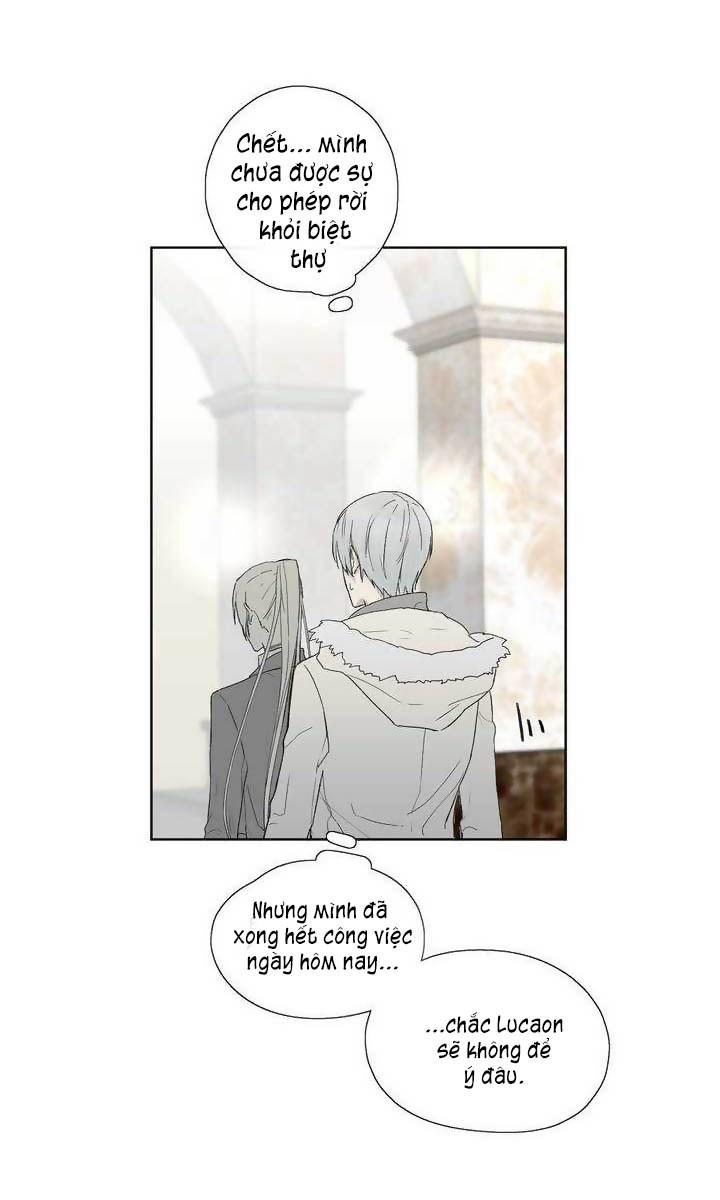 [ Manhwa ] Người Hầu Hoàng Gia Chap 4 page 52 - Truyentranhaz.net